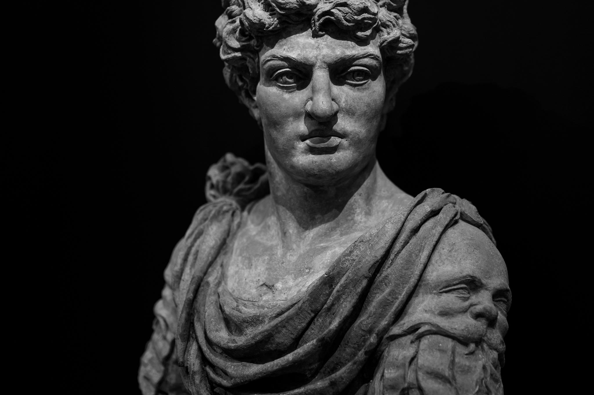 Marc Arcis (1655 - 1739), Marcus Antonius Primus, Museo dos Augustinos.