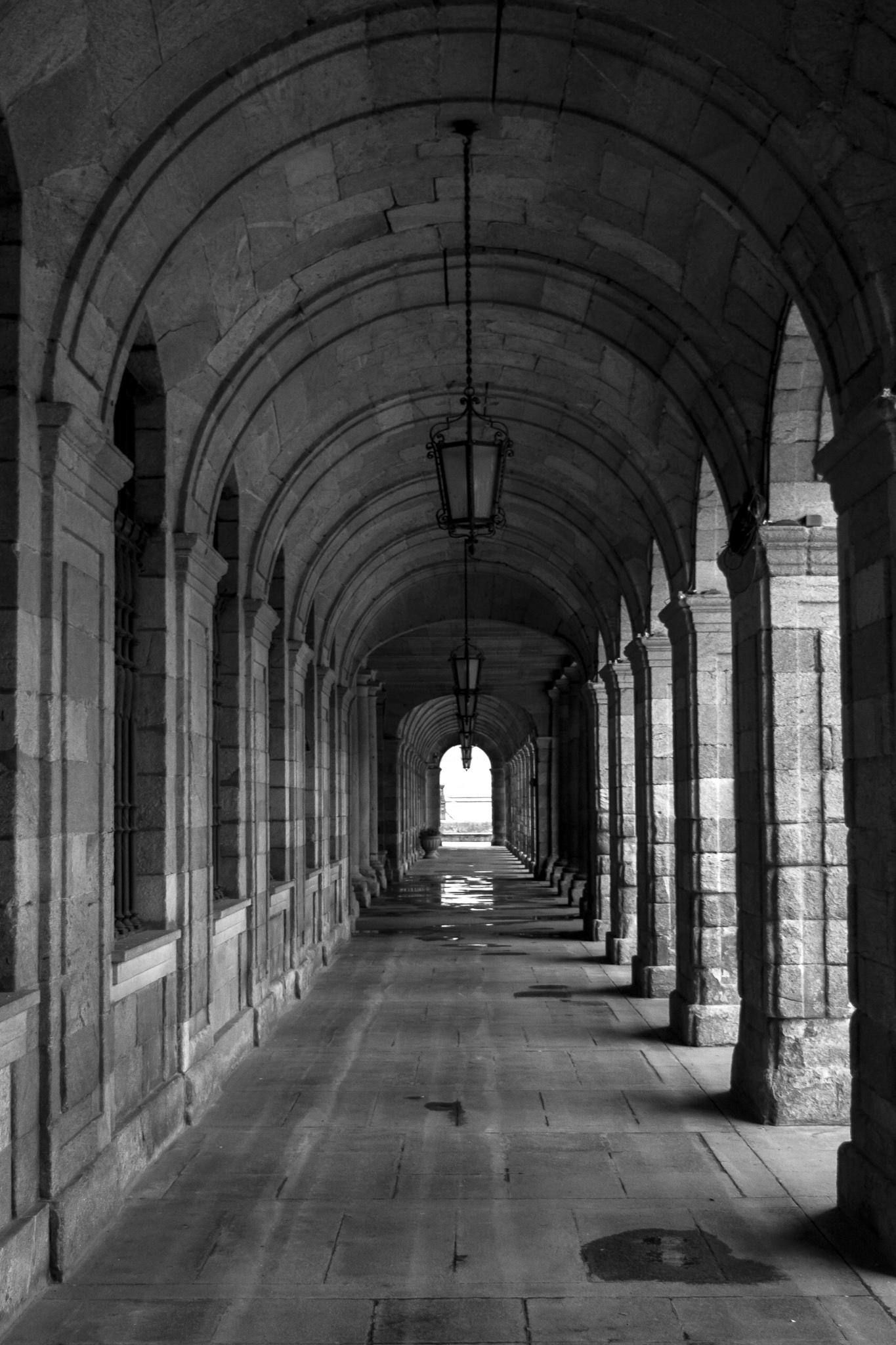 Praza do Obradoiro. Casco Histórico, Santiago de Compostela.