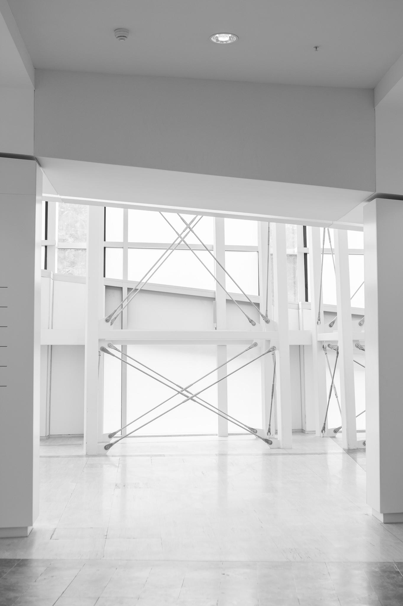 <p>A Cidade da Cultura é un proxecto deseñado polo arquitecto estadounidense Peter Eisenman en 1999. <br><br>O complexo arquitectónico, que conta con catro dos seis edificios proxectados, eríxese sobre o Monte Gaiás nas proximidades de Compostela.